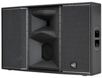捷克KV2 SL系列纤薄型宽指向扬声器系统