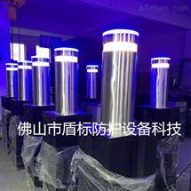 DB云南自动防撞柱路障厂家 不锈钢液压升降柱