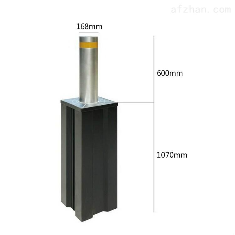 168直径全自动液压升降柱路障防撞止车柱