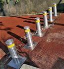 清远园林景区液压阻车路障防撞伸缩地柱