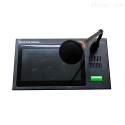 SV-8007PSIP触摸屏寻呼话筒