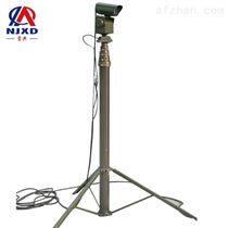 摄像机支架 升降监控设备 桅杆