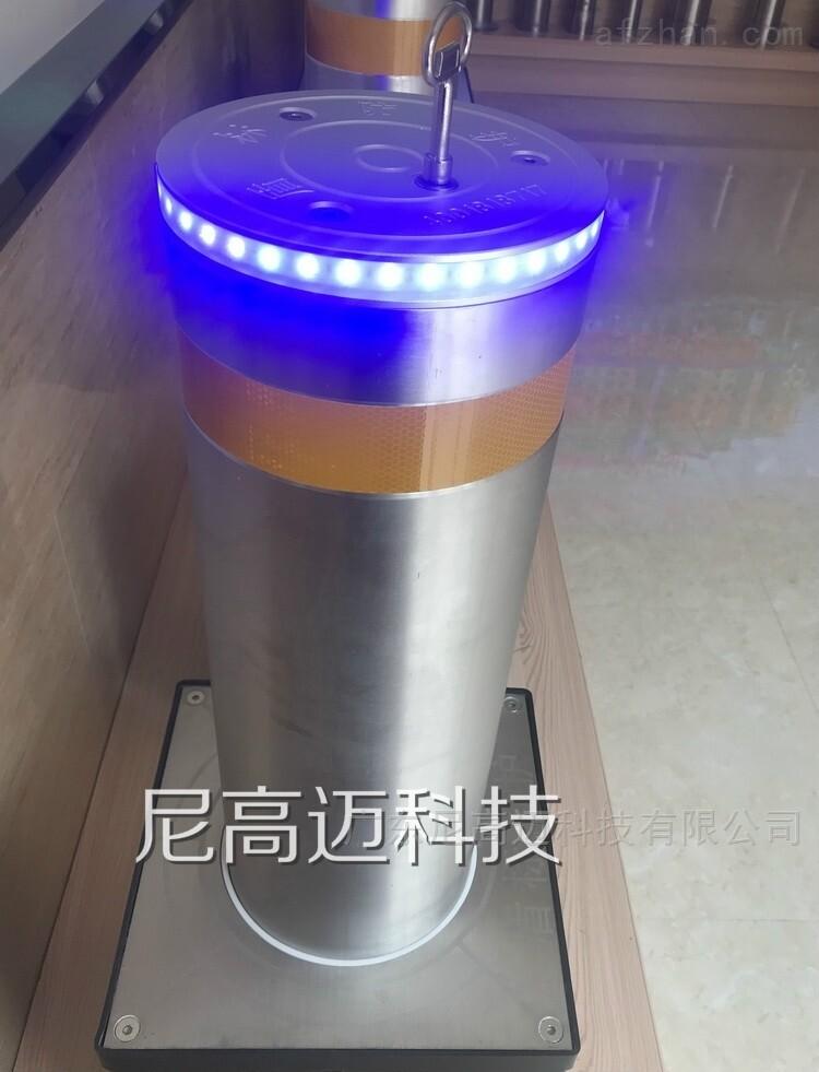 LED警示灯伸缩地桩
