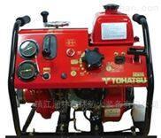 原装进口日本V20ES东发手抬消防泵 东发V20FS消防泵 森林灭火高压泵 离心泵