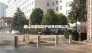 黑龙江升降柱定制公园广场全自动遥控升降桩