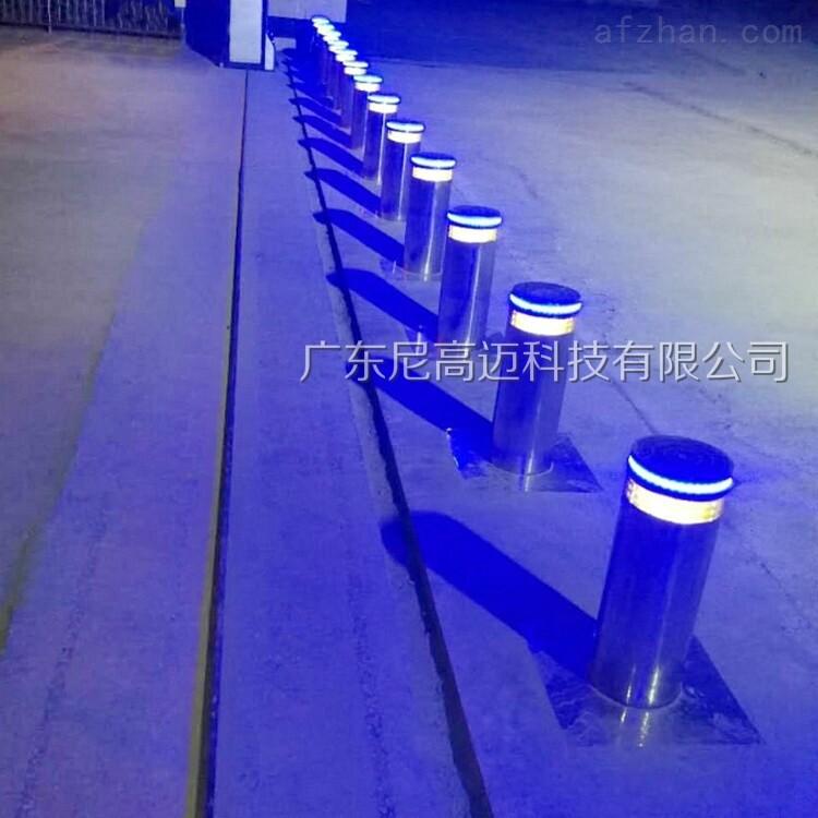液压机械式升降柱阻车路桩厂家
