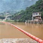 雅砻江流域水电站拦污漂浮筒
