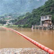 雅礱江流域水電站攔污漂浮筒