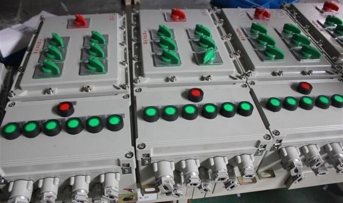 可控硅防爆电气控制箱