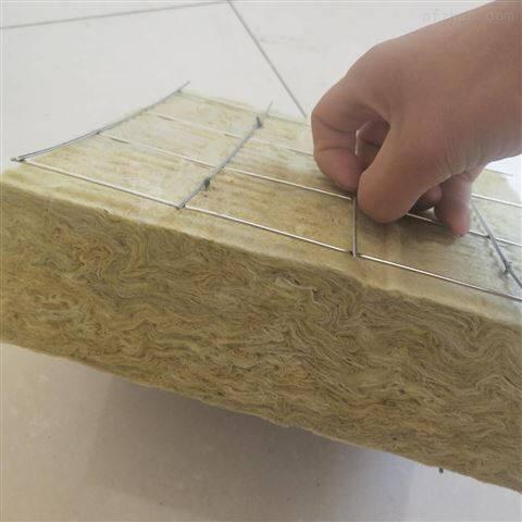 双面复合钢丝网岩棉板低价厂家直销