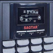 美国山特SAGTAR C2K 2KVA负载1600W