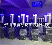 江苏学校大门升降柱液压升降隔离桩路障设备