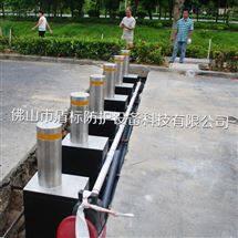 DB隐形地埋路桩,活动升降柱安全防护桩