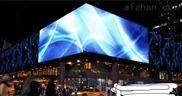 LED大屏为什么现在户外普遍使用?