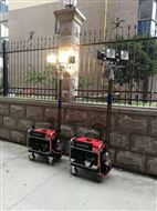 2千瓦本田汽油发电灯,防汛救援升降应急设备