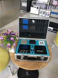 四合一型便攜式多參數福利棋牌游戲開獎測儀的原理