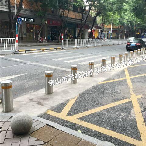 江苏智能活动升降地柱,安全防护路桩