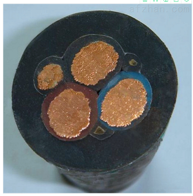 厂家直销防油橡套电缆ycw-3*95+1*50mm2价格