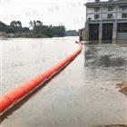 水电站闸口拦污排浮筒