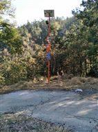 森林防火视频监控语音报警系统