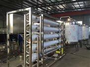 饮料生产设备 液体灌装机反渗透水处理设备