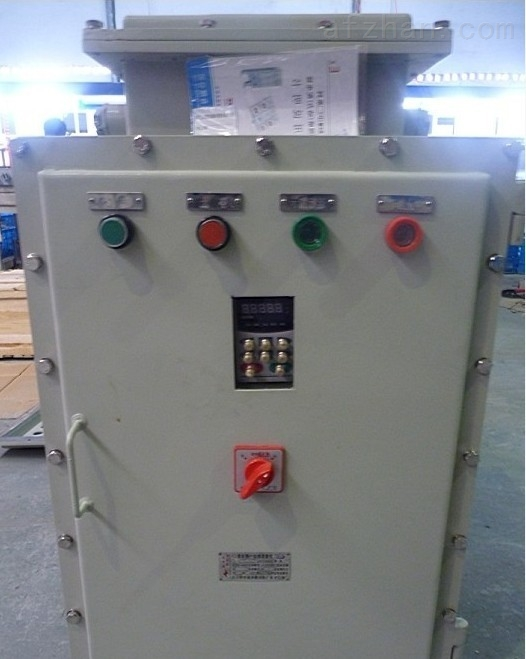 plc不锈钢室外防爆控制柜