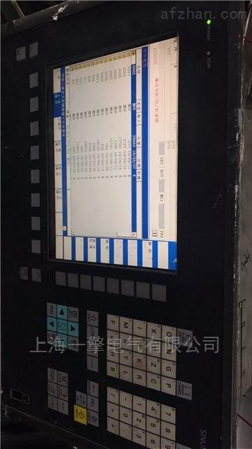 苏州西门子840DSL一使能就报警维修