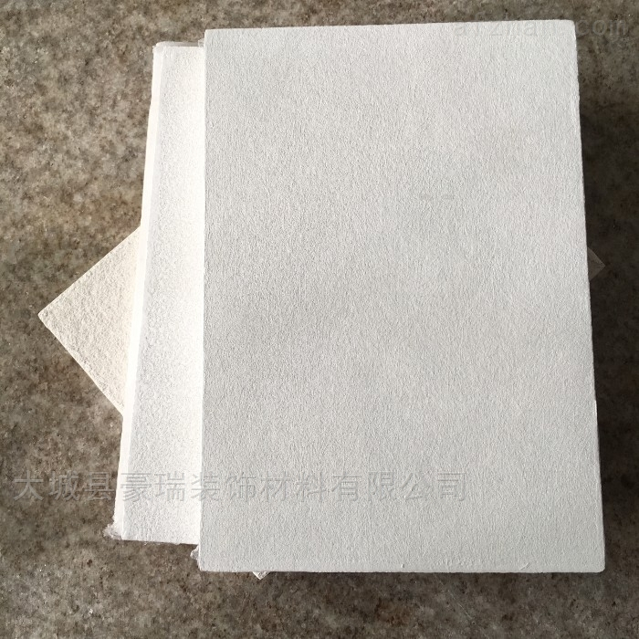 北京医院使用的天花吊顶材料 岩棉吸音板