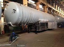 LNG 液化天然氣罐車容積范圍介紹