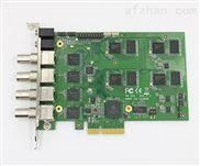 金微視4路高清SDI視頻采集卡 JWS-X4-SDI