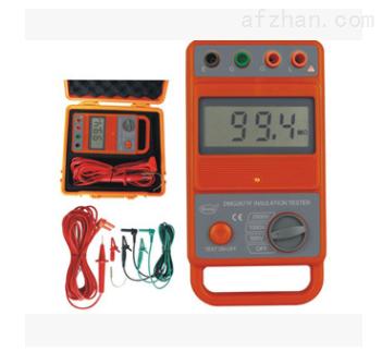 DMG2671F数字绝缘电阻表