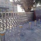肇庆高要中学防撞升降升缩立柱路障