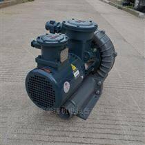 粉体环保工程气体输送防爆变频高压风机