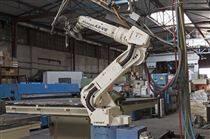 全自動焊接機器人建筑爬架焊接設備機械手