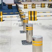 優質液壓一體式電動升降防撞柱路障
