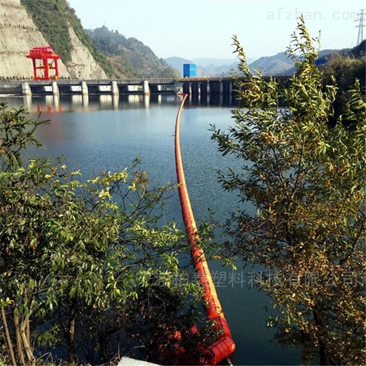 拦污装置浮筒,水电站拦污设备拦污漂