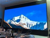 会所展厅装10平米P1.5LED全彩电子屏多少钱