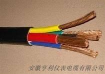 8*0.75镀锡铜芯截面ZR-JYJP3VP3信号电缆