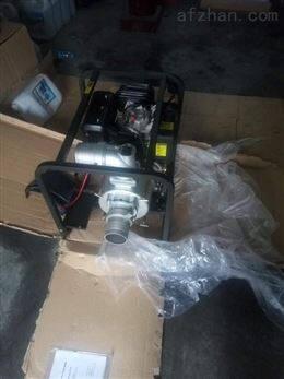 小型便携式4寸柴油机清水泵