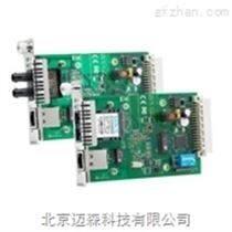 moxa光电转换器10/100BaseT(X)转100BaseFX转换模块