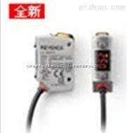 日本KEYENCE放大器内置型激光传感器