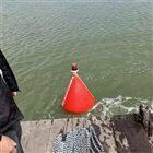 重庆内河航道施工浮标 临时用锥形航标
