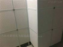 岩棉玻纤复合板其装饰效果更具时代感
