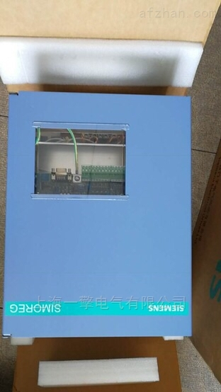 西门子6RA70直流调速器报代码A015维修