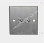 F系列 面板式防暴型双降噪拾音器