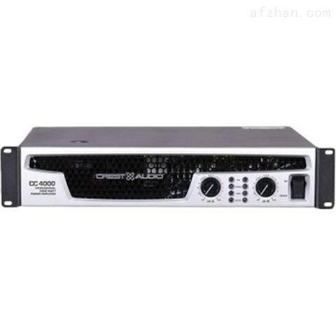 高峰 Crest Audio CC 4000 专业功放