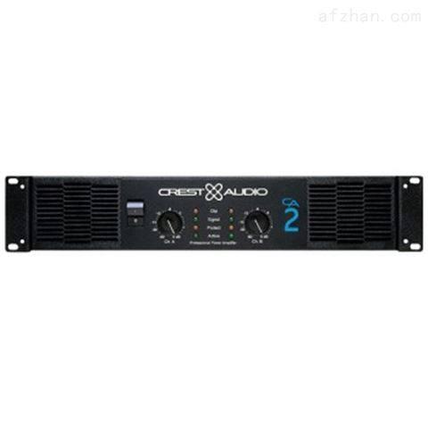 高峰 Crest Audio CA 2 专业功放