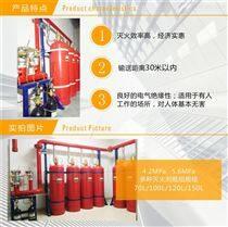 70L管网式4.2七氟丙烷系统