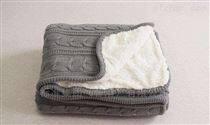 化纤仿毛毛毯检测