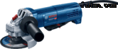 GWS 9-125 P角磨机